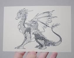 cute dragon etsy