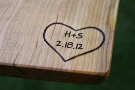 engraved wedding gift cutting board personalized engravings unique wedding gifts