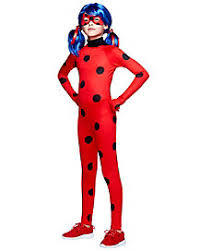 Lady Bug Halloween Costume Miraculous Ladybug Halloween Costume Spirithalloween