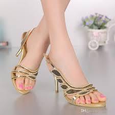 wedding shoes glasgow green rhinestone women sandals stiletto heel wedding bridal formal