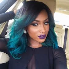ombre hair color fro african american women 14 wavy wigs for african american women the same as the hairstyle