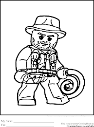 lego indiana jones printable free coloring pages art coloring