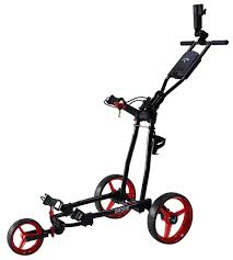 push pull carts discount prices for golf equipment