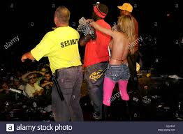 tila tequila on stage rapping during the u002711th annual gathering of