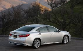lexus es250 youtube 2013 lexus es 350 and es 300h first look motor trend