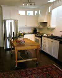 kitchen island on casters decoration kitchen island casters interesting cart with wheels