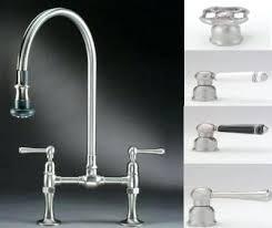 spray faucet kitchen bridge faucets with side spray luxury bridge