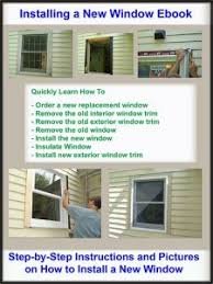 Cost To Replace Interior Doors And Trim Window Installation Cost Estimates