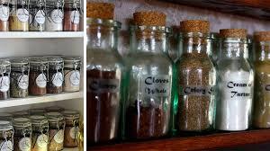 bocaux decoration cuisine 8 astuces pour ranger ses épices
