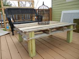 Patio Pallet Furniture by Recycled Wood Pallet Furniture Recycled Wooden Pallets Furniture