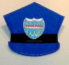 mailman hat coloring page mailman postman hat pretend play dress up mail man usps