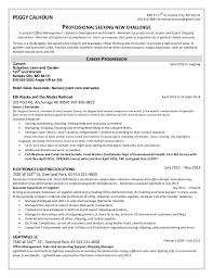 Seeking New Peggy Resume July 2015 With Recommendations For New Challenge