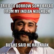 Indian Guy Meme - indian neighbours never want to share meme guy