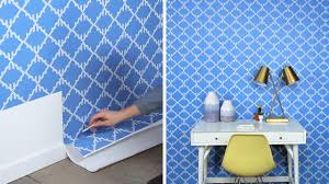 Removable Wallpaper Tiles by 7 Smart Tricks For Using Removable Wallpaper Youtube