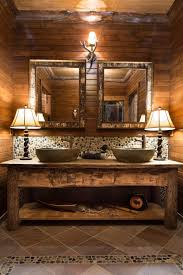 Rustic Bathroom Cabinets Vanities - 26 impressive ideas of rustic bathroom vanity white subway tile