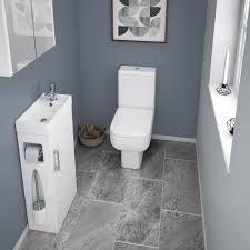 cloakroom bathroom ideas milan compact complete cloakroom suite design ideas