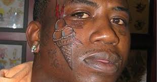 what does gucci mane u0027s ice cream cone tattoo mean rolling stone