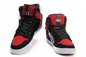vaider skate shoes red black red sole shoes the supra shoes bis zu