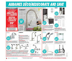 100 kitchen faucet canadian tire canadian tire weekly flyer kitchen faucet canadian tire canadian tire qc flyer october 24 to 30