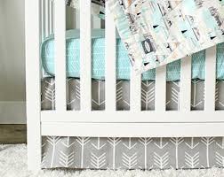 Modern Baby Crib Sheets by Modern Baby Bedding Aqua Orange Lime Green Crib Set Crib