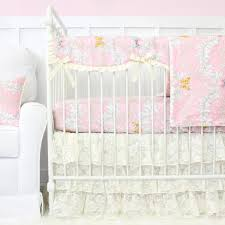 pink crib bedding caden lane u2013 tagged