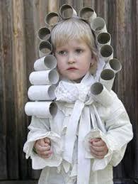 Altar Boy Costume Halloween Wig Bach Costume Spirit Week Abby U0027s