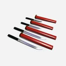 samurai kitchen knives samurai kitchen knife set at werd rad stuff i want