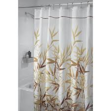 No Liner Shower Curtain Shower Cotton Shower Curtains From India White