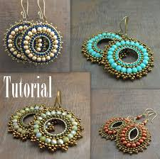 making bead necklace images 364 best tutorials beaded jewelry images bead jpg