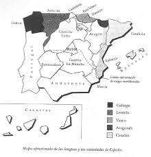 Espana Map Lenguas Espana U2022 Mapsof Net