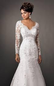 Wedding Dress Quotes Online Shop 2017 Keyhole Back Long Sleeve Crystal Modern Mermaid