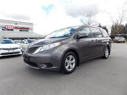 nissan sienna 2016 used toyota for sale in kelowna