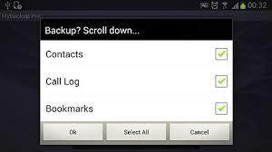 mybackup pro apk free how to do backup and restore on galaxy 3 note 2 using mybackup pro