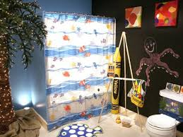boys bathroom ideas bathroom charming boys bathroom ideas with nemo shower curtain