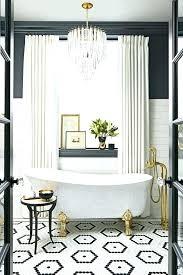 black and white bathroom decor ideas black and gold bathroom decor black white and gold bathroom