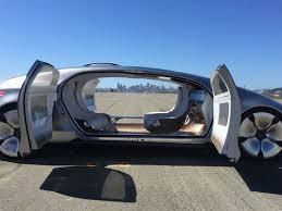 mercedes autonomous car visiting the future in mercedes f 015 autonomous car