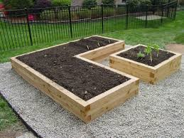 Building Raised Beds Best 25 Raised Garden Bed Design Ideas On Pinterest Raised Beds