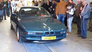 bmw car auctions auctioning of a 1991 bmw 850 coupe car auction in the