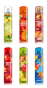 bath u0026 body works launches fall 2016 signature collection