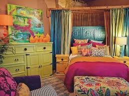 Colorful Bedroom Ideas At Home Interior Designing - Colorful bedroom