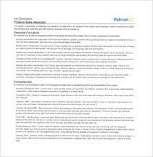 Retail Sales Associate Job Description For Resume by 7 Walmart Sales Associate Job Description Job Duties Walmart
