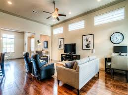 Exposed Beam Ceiling Living Room by Living Room Traditional Country Living Room Featuring High