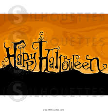 pics of happy halloween happy halloween vector background with hand lettering 3d text