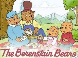 berenstien bears the berenstain bears 1985 tv series 25 episodes 2 dvd set