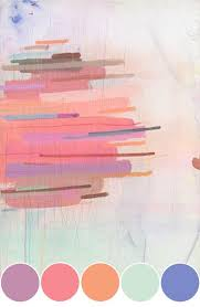 157 best abstract art in color palette images on pinterest