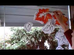 Thanksgiving Window Paintings Fall Is Sweet Window Painting Pinterest Sweet And Fall