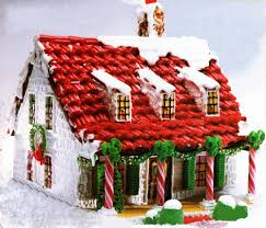pattern for large gingerbread house gingerbread house patterns