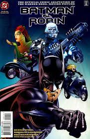 batman u0026 robin comic adaptation batman wiki fandom powered