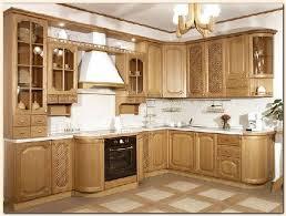 cuisine au bois modele de cuisine en bois modle de cuisine blanche et bois