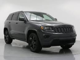jeep cherokee black 2015 used jeep grand cherokee for sale in daytona beach fl carmax